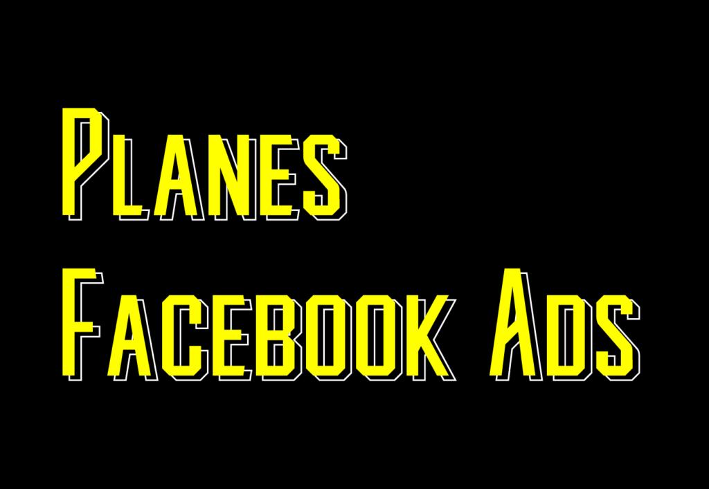 Planes Facebook Ads